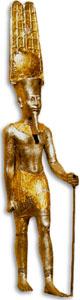 Statue of Amon