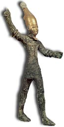Statuette of Baal