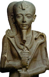 Ancient Egypt: the Mythology - Khonsu