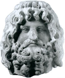 Statue of Serapis