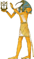 Ancient Egypt: the Mythology - Thoth